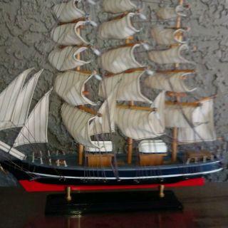 Yankee Clipper Ship Display photo