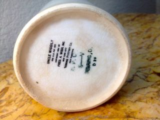 Antique 1924 Uncle Wiggily Child ' S Mug Fred A.  Wish Inc Sebring Pottery Co photo