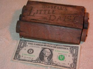 Childs,  Antique,  Wood,  Bissell,