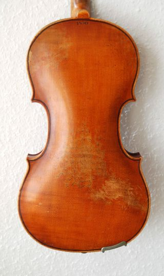Fine Antique Handmade German 4/4 Violin - Stainer Copy - Over 100 Years Old photo
