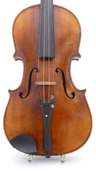 Antonius Stradiuarius Antique Old Violin Voilini Violine Viola Violino German photo