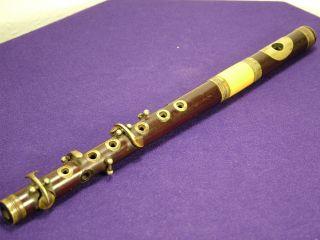 Antique Picollo Flute For Spares photo