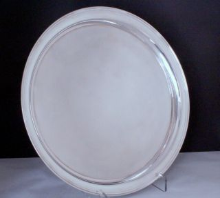 Bailey Banks & Biddle Sterling Silver Tray 13