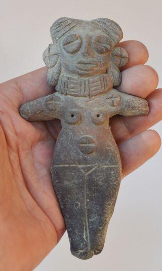 Terracotta Figure India - Pakistan Idol Fertility Figure photo