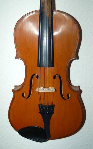 Antique Handmade Viola - 16