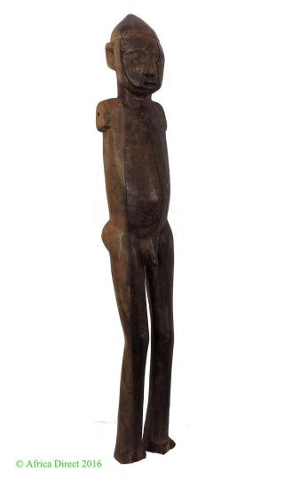 Sukuma Male Statue Tanzania African Art 27 Inch Was $99 photo