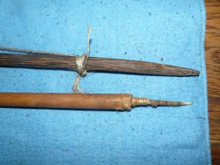 Yanomamo (yanomami) Brazil Amazon Indian Bow And Arrow photo