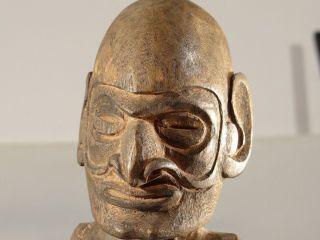 Sepik Ancestor Figure Old Iatmul Papua Guinea Tribal Png photo