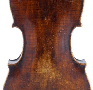 Antique,  Italian Old Labeled 4/4 Master Violin photo