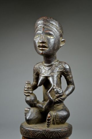 Bakongo Yombe Vili Phemba Maternity - Artenegro African Tribal Arts photo