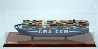 Cma Cgm Corte Real Container Ship 24