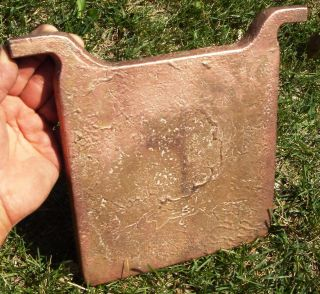 Copper Ingot: Antique; White Pine Area,  Michigan photo