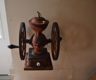 Antique Enterprise Coffee Grinder No.  3 photo