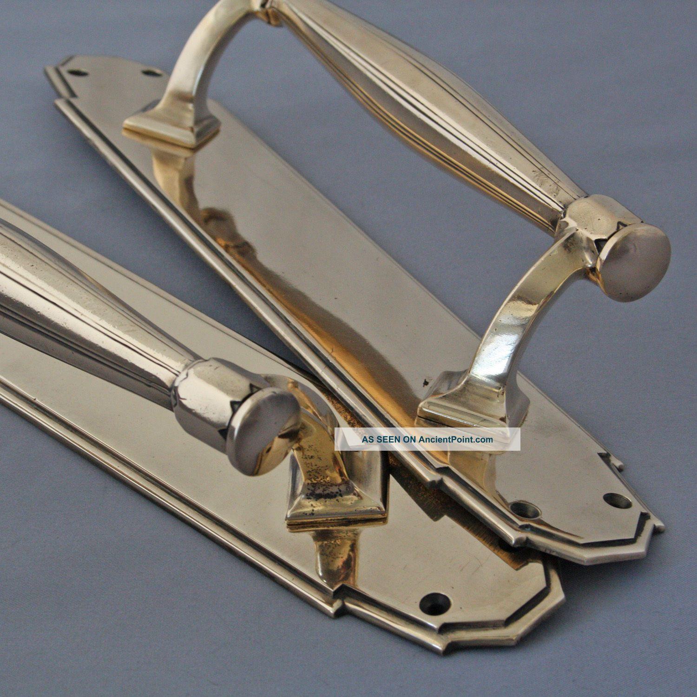 Brass Door Pull Handles Btca Info Examples Doors Designs Ideas - Antique Door Pull Handles Photo Album - Woonv.com - Handle Idea