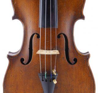 Fine - Italian,  Antique 4/4 Old Violin photo