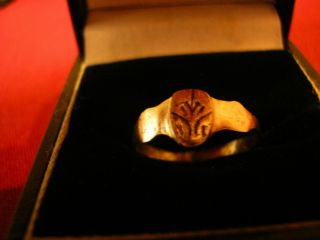 Ancient Roman Ring - - Detector Find photo