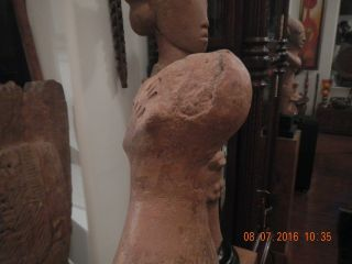 Bura Statue Rare photo