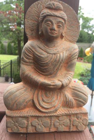 Gandhara Gandharan Dhyana Mudra Budha Bodhisattva photo