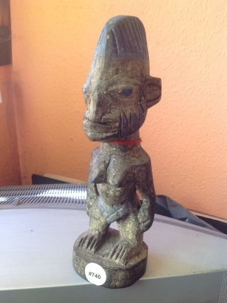 Tribal Art: Yoruba Ibeji Figure photo