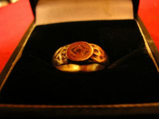 Ancient Roman Childs Ring - - Detector Find photo