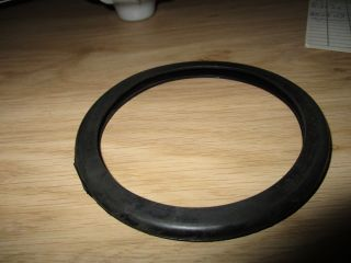 Coughtrie Sw10 Rubber Gasket Seal For Glass Dome Swan Neck Light photo