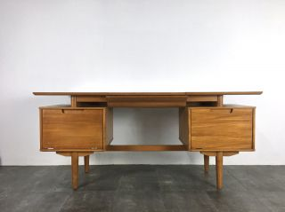 Rare Vintage Milo Baughman Glenn Of California Desk Credenza Mid Century Modern photo