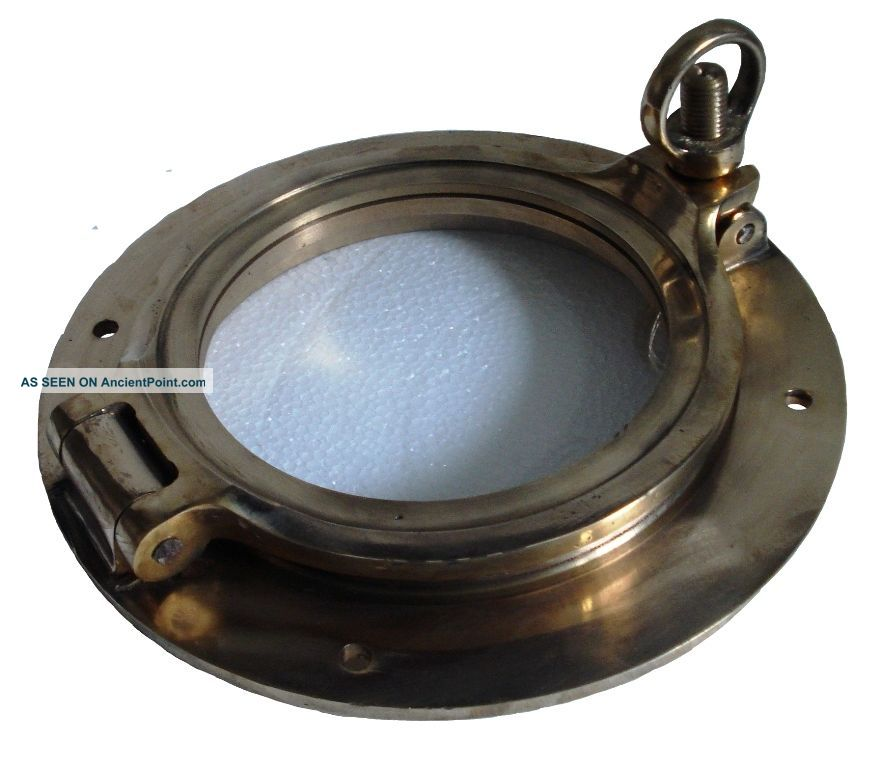 Marine Brass Port Hole / Window / Porthole - 6