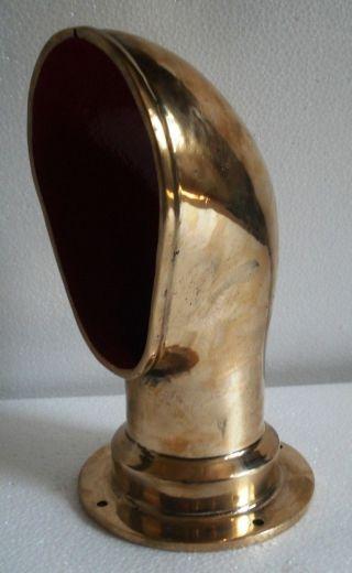 Marine Brass Vents - Airvent - Dorades - Boat Ventilation - Nautical Decor Item photo