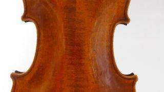Old Violin,  Case Violino Violine Viola Vintage Violino German Antique No,  4 photo