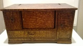 Japanese Tansu Chest photo