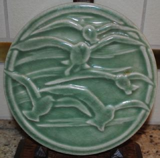 Rookwood Faience Tile California Arts/craft Ex - Cond Trivet photo