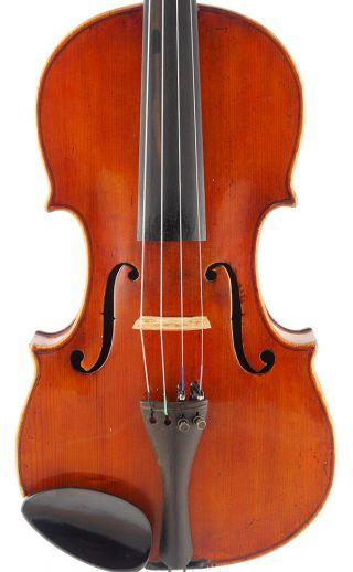 Fine - Italian,  Antique 4/4 Old School Violin photo