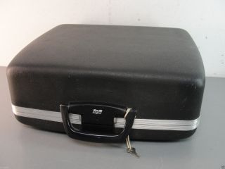 Scm Smith Corona Electric Model 890 Adding Subtracting Machine W Case Vintage photo