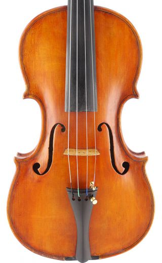 Rare,  Francesco Lassi Antique 4/4 Italian Old Master Violin photo