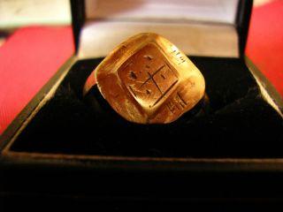 Roman / Byzantine Ring - - Detector Find photo