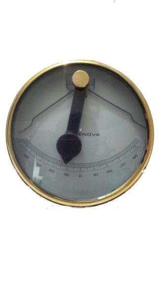 Nauticalmarine Vintage Genova Dial Type Clinometer photo