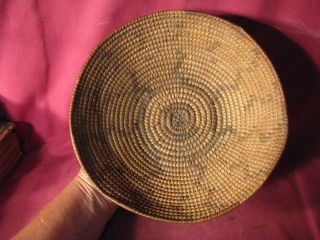 Antique Native American Indian Basket 2 photo