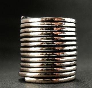 Stunning Vf Viking Æ Spiral Ring - Wearable - photo