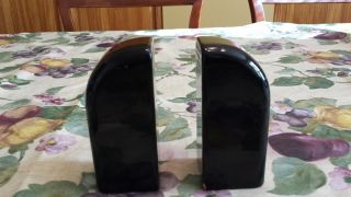 Vintage Stove Parts - Vintage Stove Top Ceramic Salt & Pepper Shakers photo