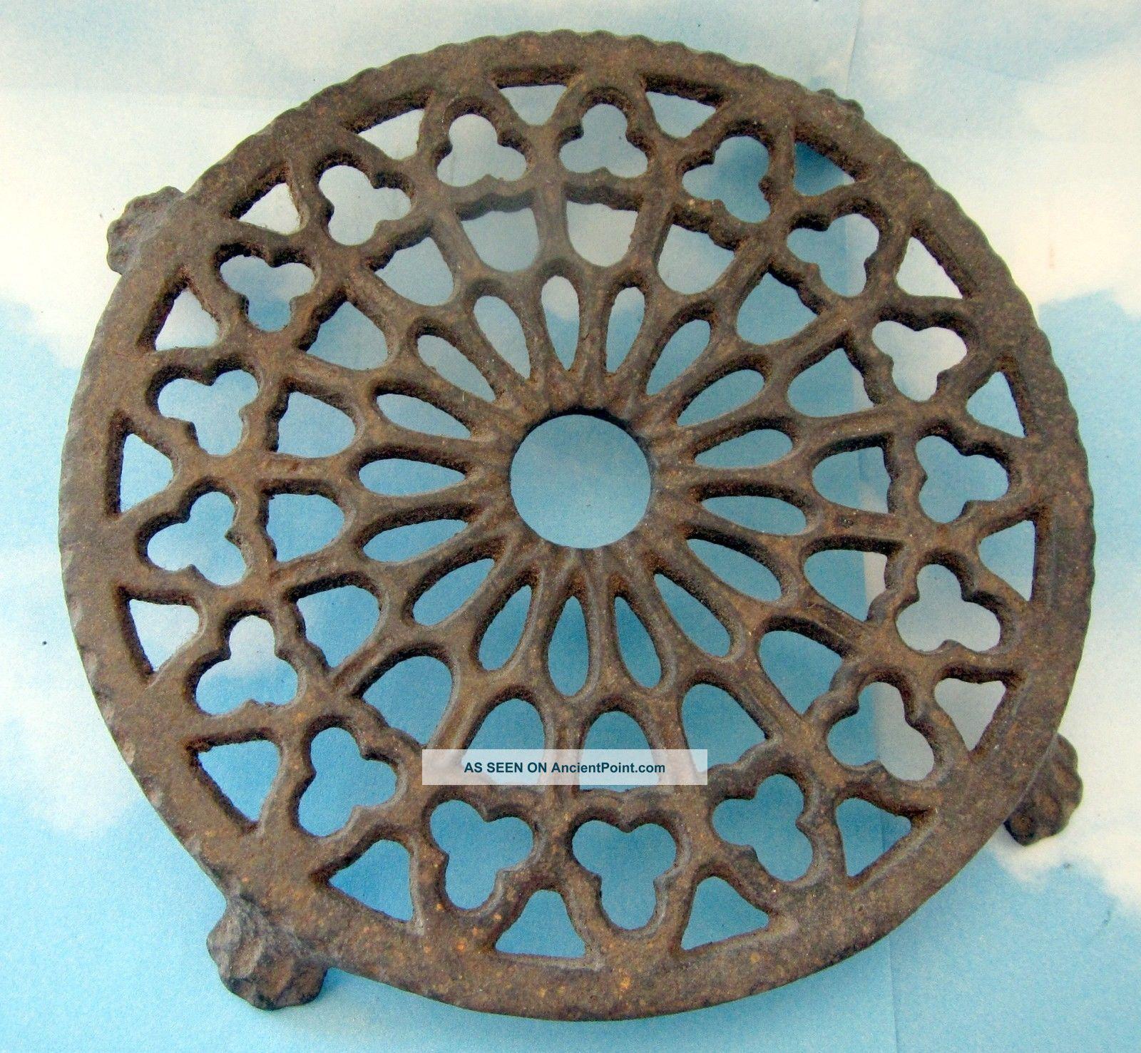 Antique Cast Iron 5