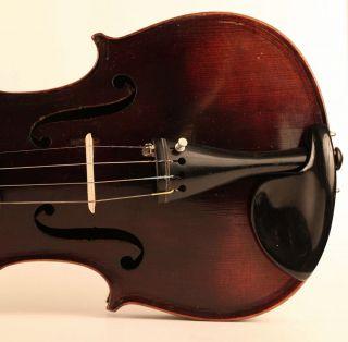 Old Italian Violin Geissenhof 1810 Geige Violon Violino Violine 小提琴 バイオリン Viool photo