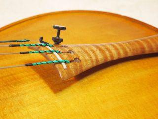 Old Antique Vintage Exceptional American Violin Oregon 1938 photo