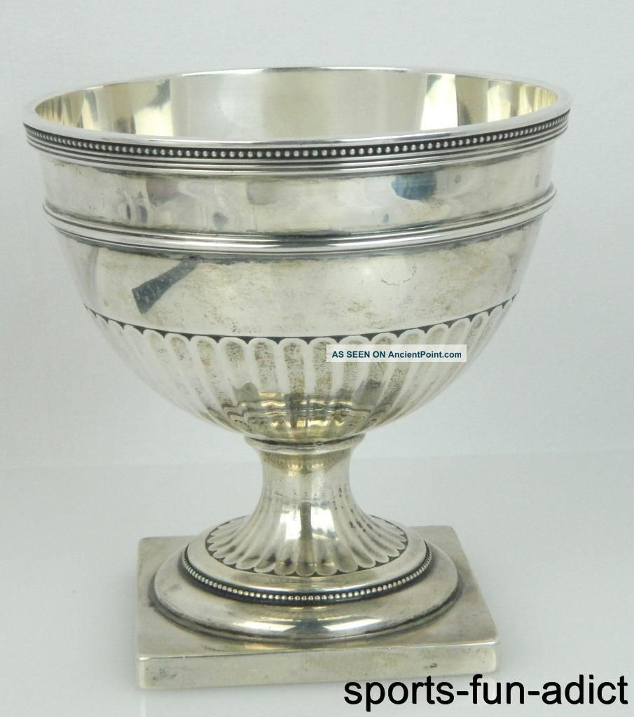 Antique Dominick & Haff Sterling Silver 315.  7g Footed Nut Candy Bowl ' D 1275/1 Bowls photo