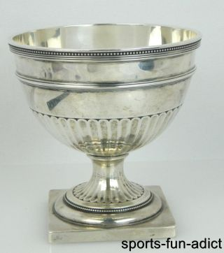 Antique Dominick & Haff Sterling Silver 315.  7g Footed Nut Candy Bowl ' D 1275/1 photo