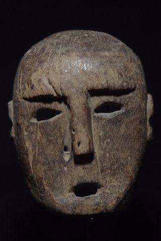 Wood Mask - West Timor - Tribal Artifact photo