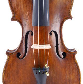 Rare,  Italian,  Antique 4/4 Old Master Violin photo