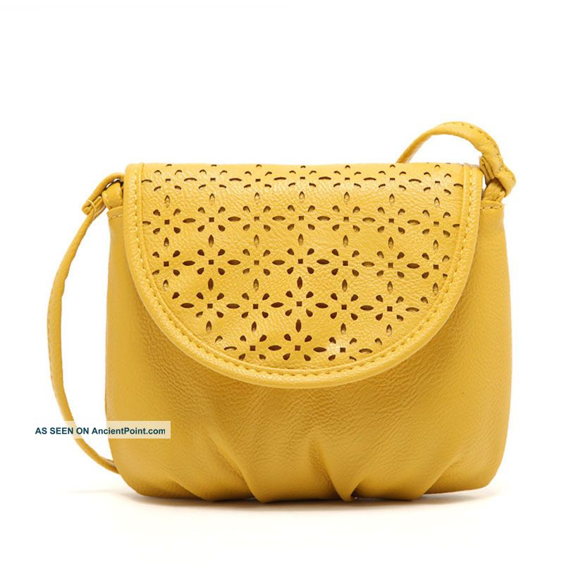 Fashion Women Handbag Leather Satchel Shoulder Bag Cross Body Messenger Handbag Pre-1800 photo