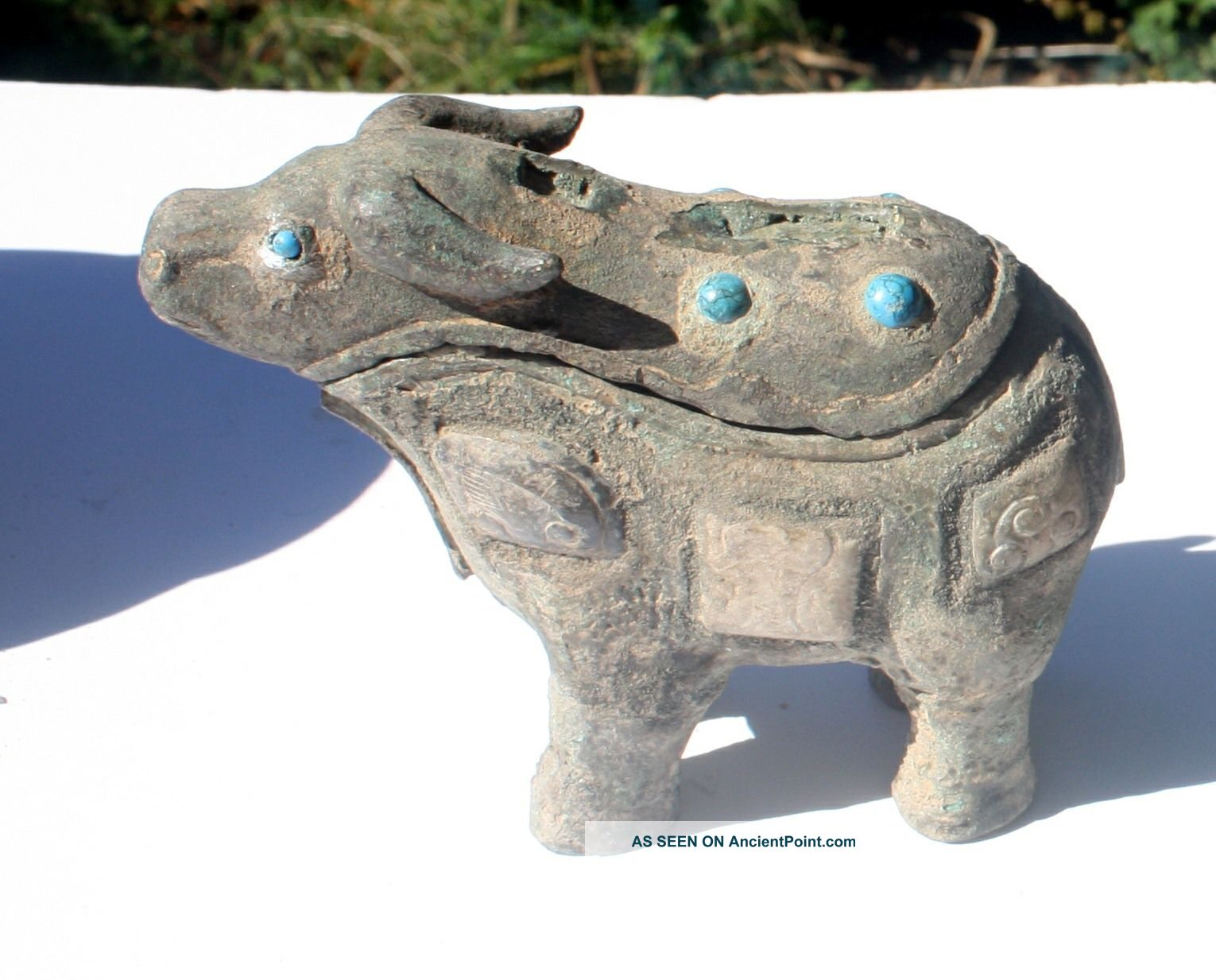 Ancient Chinese Style Jar Or Storage Vessel Chinese photo