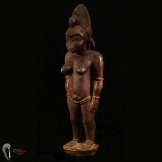 Discover African Art : Senufo - Style Figure From Ivory Coast / Mali photo