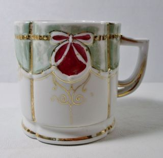 Antique Made In Germany Christmas Mug photo